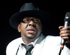 Singer Bobby Brown performs on Feb. 18, 2012, in Uncasville, Conn.