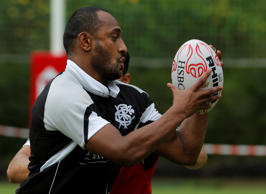 Toulon's David Smith, All Blacks great Joe Rokocoko, above, and New Zealand's Rene Ranger will play for the Barbarians against Ireland and England next month, coach Robbie Deans revealed on Tuesday.
