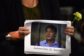 Eight of Bali Nine executed; one last-minute reprieve