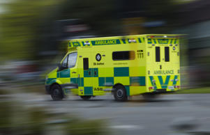 A man has been taken to hospital with serious injuries after he was hit by a car...