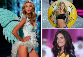 Victoria's Secret 10 HOT new angels for 2015