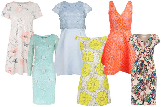 50 gorgeous dresses to wear to a summer wedding