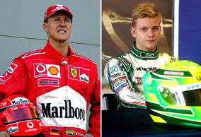 The Schumachers (Formula One)