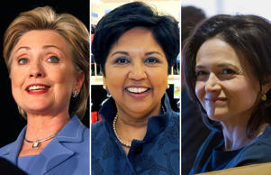 The world's 30 most powerful women