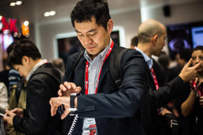 Best smartwatches and wearables of MWC 2015