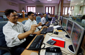 Sensex hits 30,000, Nifty at life-time high on repo rate cut