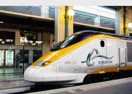 Government nets £750m from Eurostar stake sale