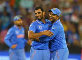 Shami fit for West Indies clash