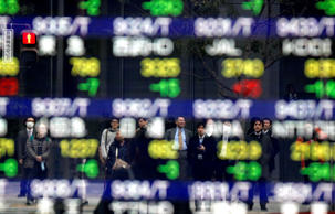 Asia stocks slip, euro languishes at 11-year low before ECB