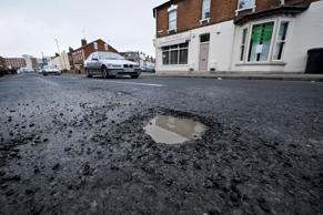 Seven in 10 drivers hit potholes but many fail to claim compensation