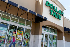 Dollar Tree store is seen on July 28, 2014 in Miami, Florida.