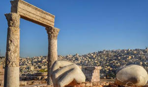 Amman is a large and exciting city to spend some time in.