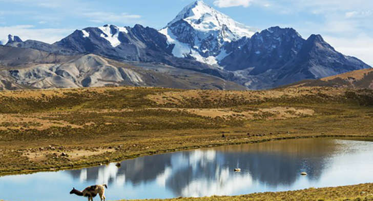 High mountains in Bolivia (Shutterstock).