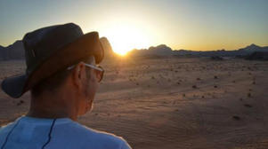 Many films and documentaries have used Wadi Rum as a stand in for moon or Mars landscapes.