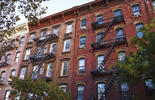 New York apartment buildings