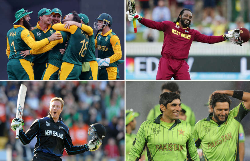 Cricket World Cup 2015 so far