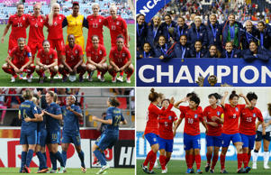 FIFA Women's World Cup: Teams to watch