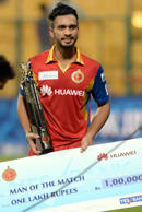 RCB vs KKR: Mandeep's return & Starc's consistency