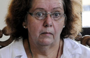 Lindsay Sandiford believes she could be executed at any time.