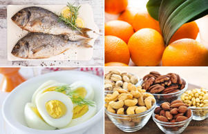 Vitamin-rich foods to help you get through winter