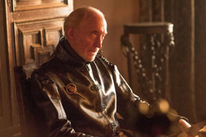 "Charles Dance plays Tywin Lannister in ""Game of Thrones."""
