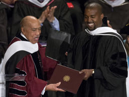 Back to school: Celebrities with honorary degrees