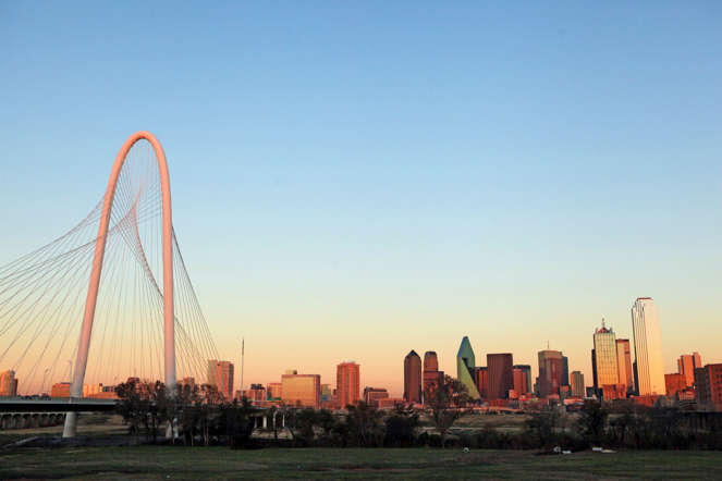 10. Dallas, Texas