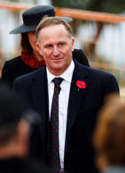 John Key is back from Gallipoli and the Middle East and Labour's first chance to grill him will be question time on Tuesday.