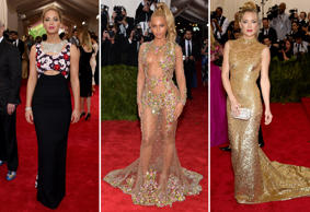 Met Gala 2015: Fashion highlights