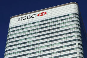 HSBC profits up four percent as investment bank revenues bounce back