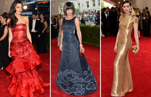 6 trends celebs rocked at the Met Gala 2015