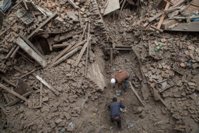 India to UN: We are committed to reconstructing quake-hit Nepal