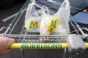 Morrisons says sales are still falling