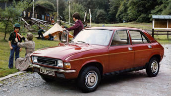 The Austin Allegro was designed by Alec Issigonis, the man behind the Mini. He must have been having a very bad day.