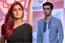 Ex-lovers Ranbir & Katrina reunite for a love song