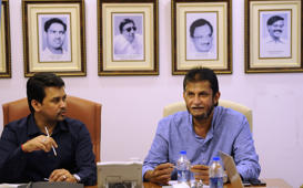 Harbhajan wasn't picked on emotions: Sandeep Patil