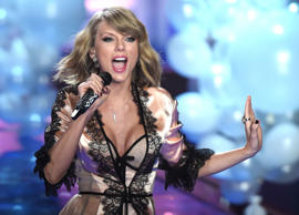 Taylor Swift tops the 2015 Maxim Hot 100 list