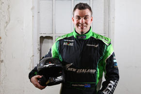 New Zealander Hayden Paddon has finished second in one of the day's five special stages to be eighth overall in Rally Portugal.