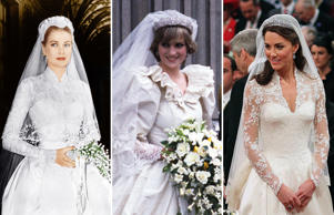 100 years of Iconic Royal Wedding Dresses