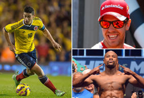 Forbes list of world's highest-paid athletes 2015