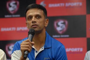 Experience as Royals mentor will help in coaching: Dravid