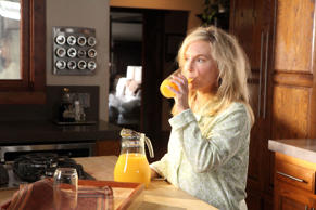 British researchers are working on ways to improve brain function in old age - and orange juice might hold the key.