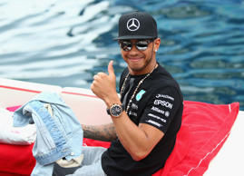 Hamilton on pole for the first time in Monaco
