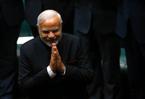 File: Indian Prime Minister Narendra Modi