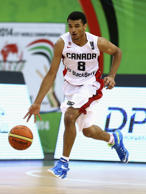 FILE: Jamal Murray of Canada