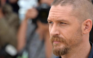 CANNES, FRANCE - MAY 14:  Tom Hardy attends the 'Mad Max: Fury Road' photocall during the 68th annual Cannes Film Festival on May 14, 2015 in Cannes, France.  (Photo by Anthony Harvey/FilmMagic,)