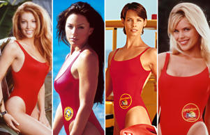 Baywatch girls