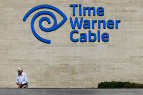 "A Time Warner Cable office is pictured in San Diego, California October 15, 2014. Time Warner Inc's HBO will launch a standalone online streaming service next year to make hit shows such as ""Game of Thrones"" available to people who do not subscribe to cable television."