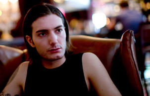Alesso, a Swedish house DJ, looks on during an interview in Buenos Aires, Argentina, Saturday, Feb. 21, 2015.