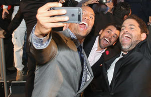 The Rock is now the Selfie King: Dwayne Johnson sets world record for most selfies in 3 minutes